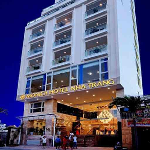 Khách Sạn Monica - Số 50 Bắc Sơn - Nha Trang